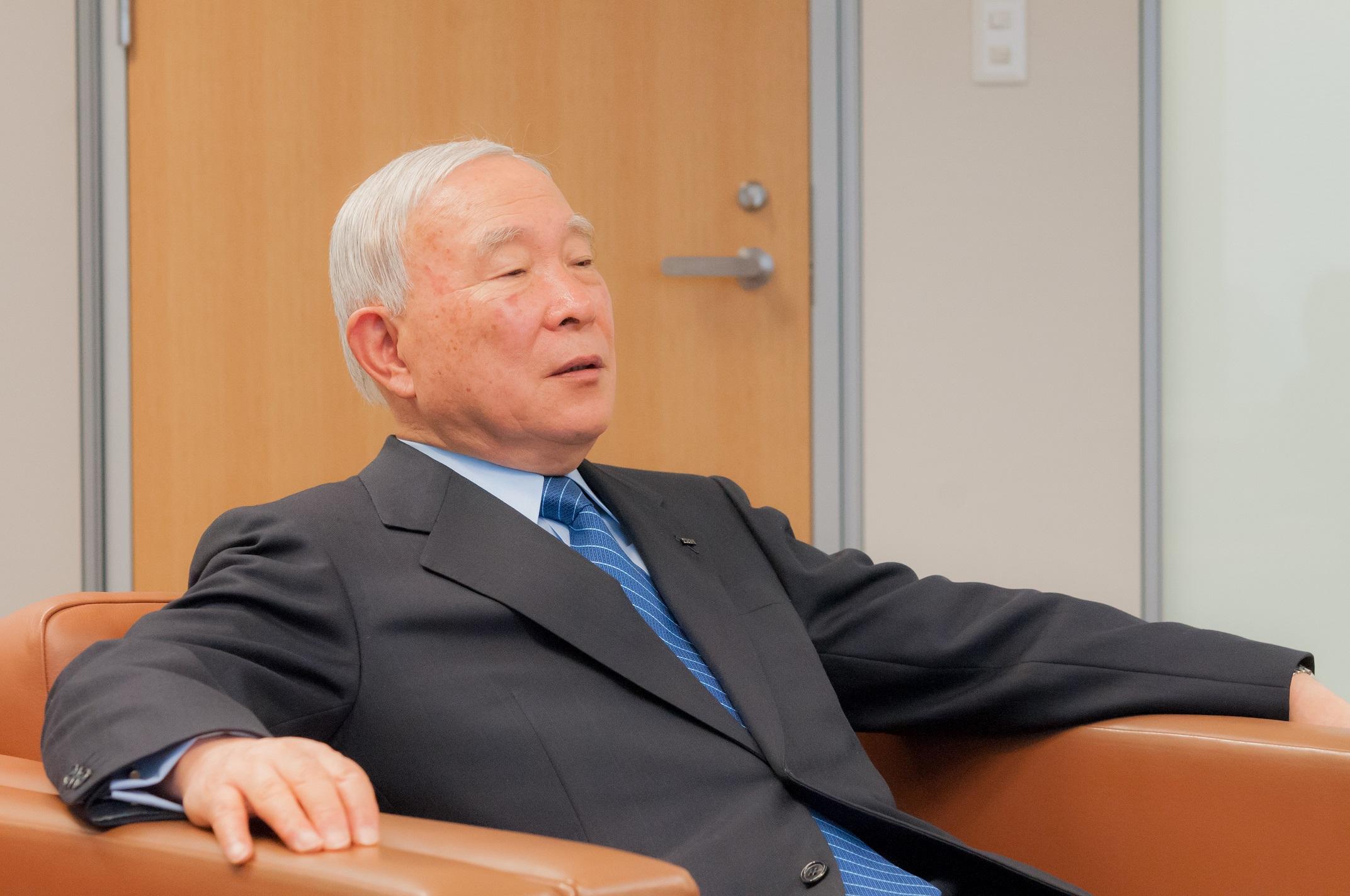 当社顧問の北城格太郎氏